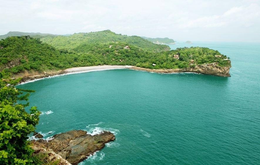 Playa La Redonda in Nicaragua