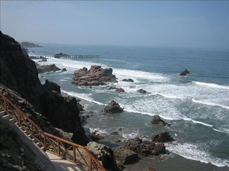 Pucusana Beach