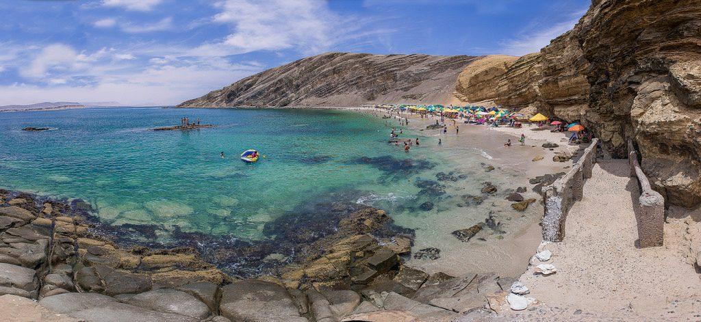 La Mina Beach