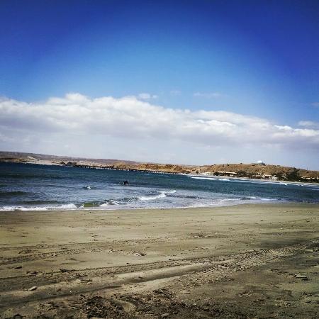 Los Lobitos Beach