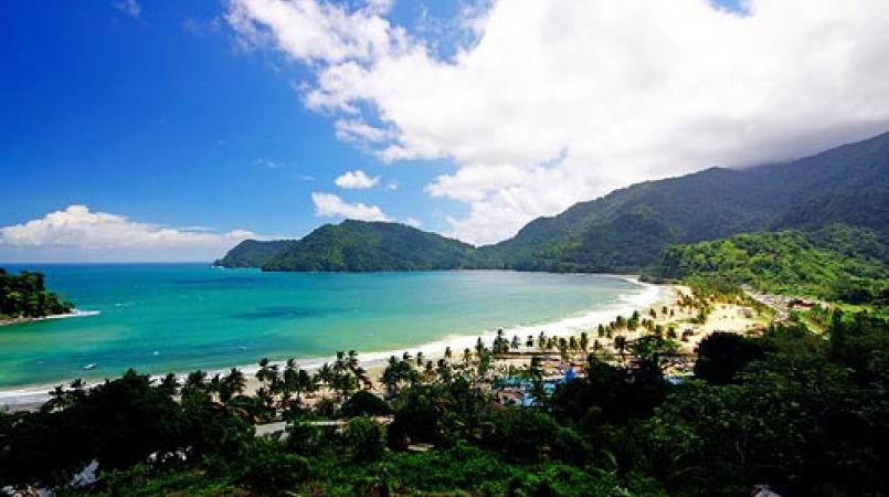 Maracas Bay is one of the most famous Trinidad and Tobago beaches