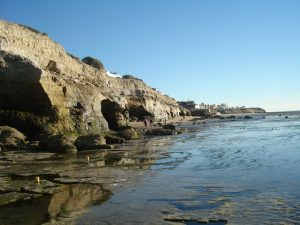 one of the best beaches in Argentina, las Grutas