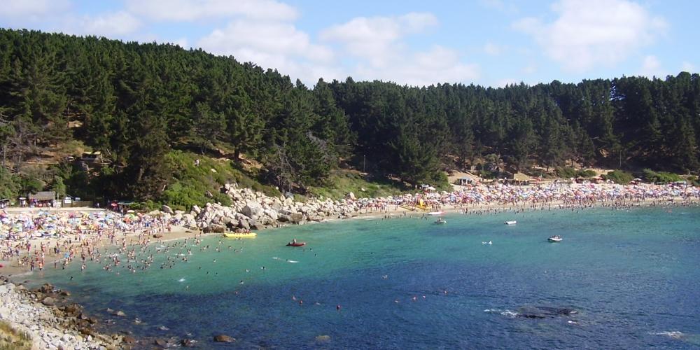 Algarrobo Beach