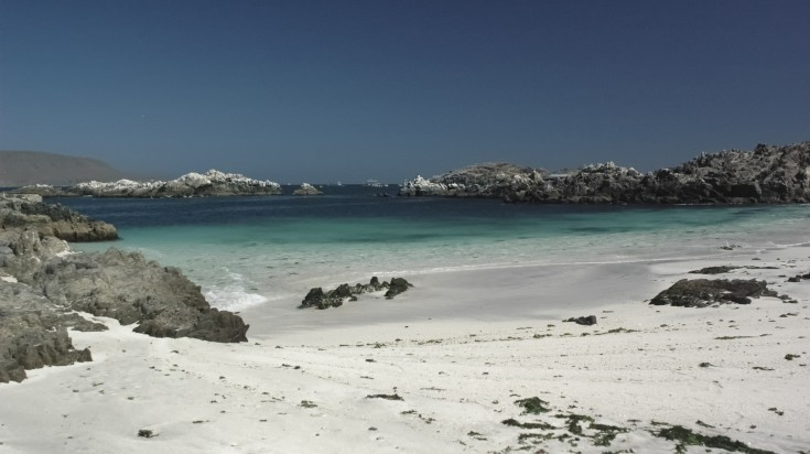 Bahia Inglesa Beach