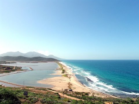 Clear skies on one of the best beaches in Venezuela, Margarita Island