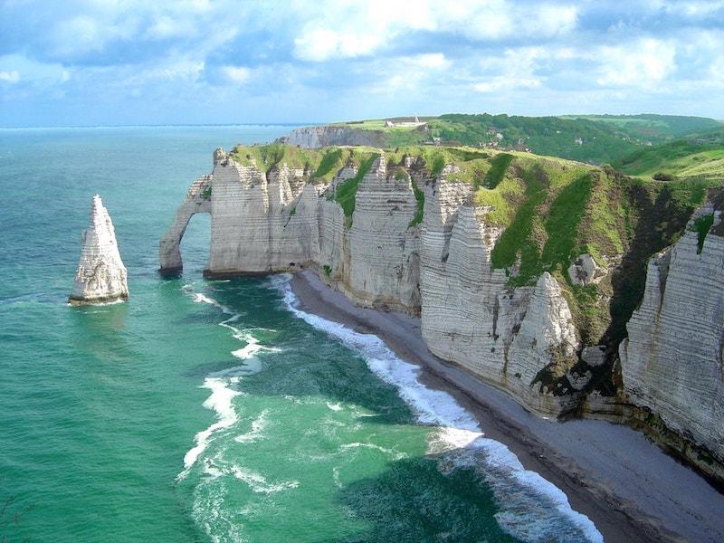 Etretat, Normandy