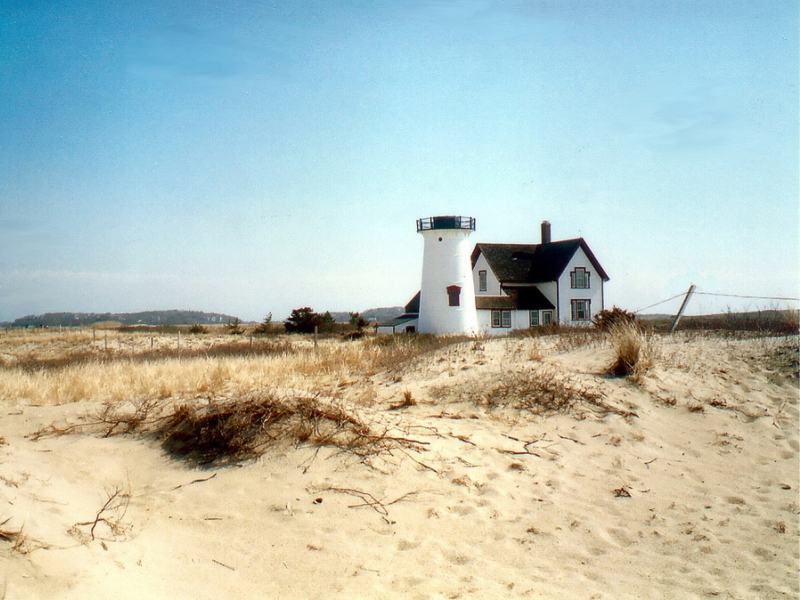 Chatham Lighthouse Beach, Cape Cod, Massachusetts