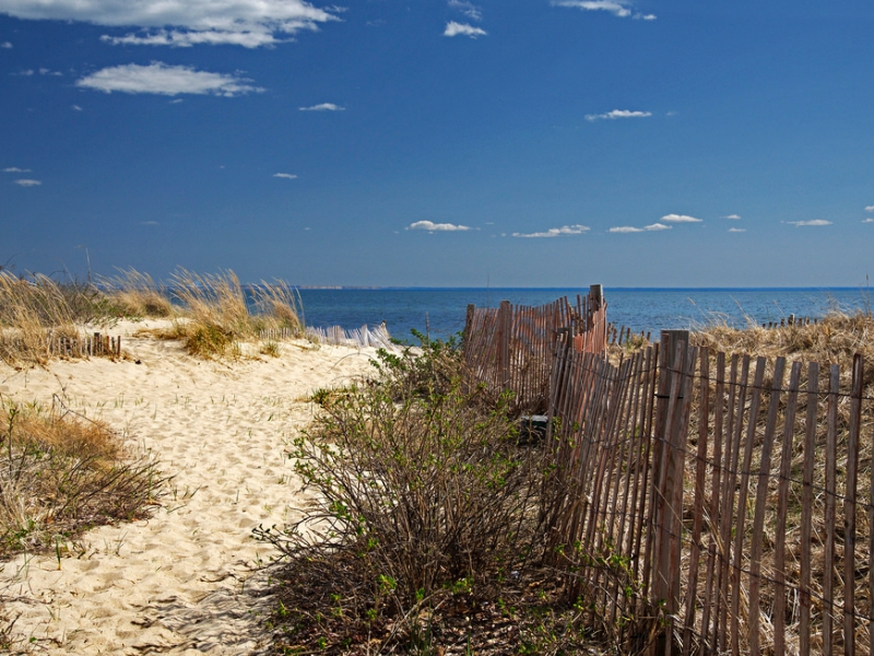 Hammonasset Beach, Connecticut
