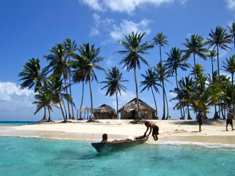 Carenero Beach, Bocas del Toro