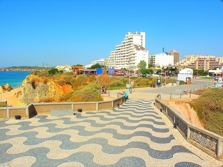Praia da Rocha, Portimão - Algarve Portugal