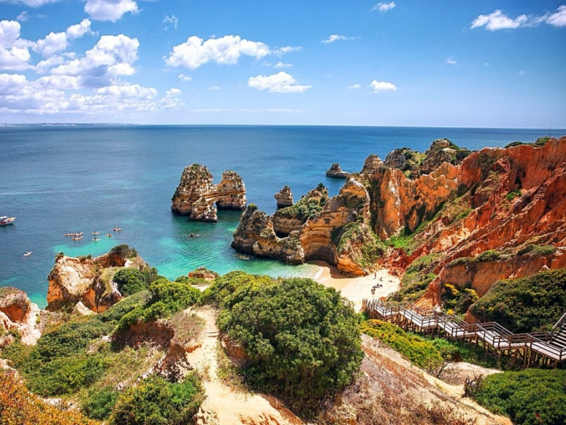 Praia do Camilo, Lagos - Algarve Portugal