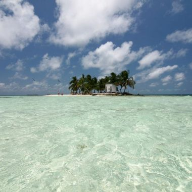 Silk Cayes could be the best beach central america has to offer!