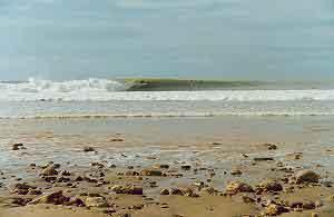 Mancora Beach in Peru