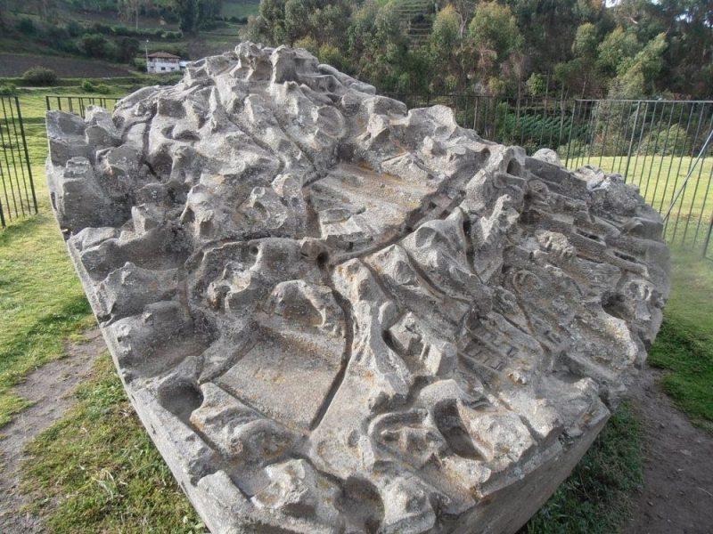 La Piedra Sayhuite
