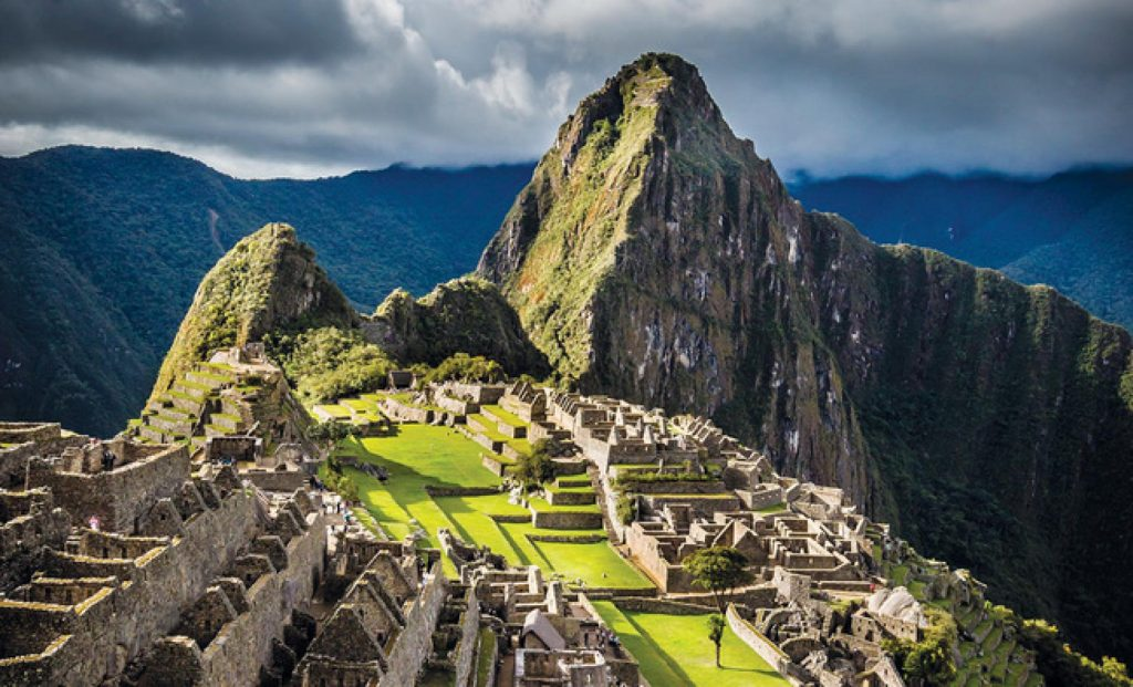 Visiting Machu Picchu is one of the top things to do in Peru