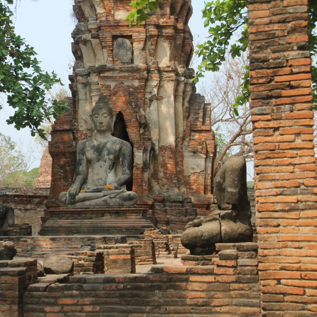 One of the top things to do inThailand is to visit Ayutthaya National Park