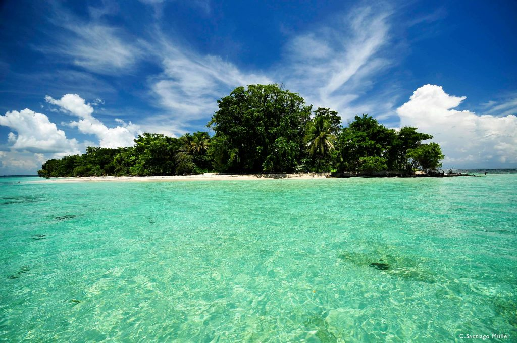 Isla Zapatilla, Panama