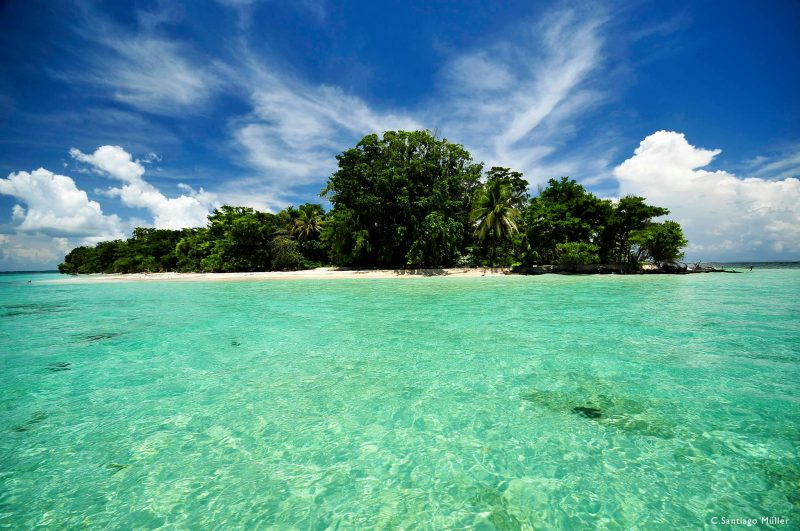 Isla Zapatilla - One of the finest Panama Beaches