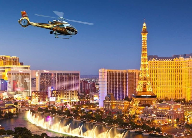 Las Vegas Helicopter Trip