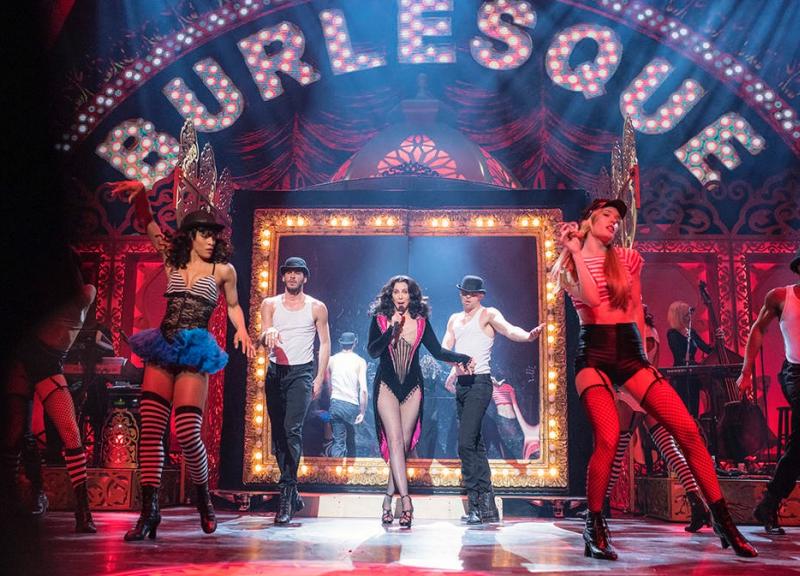 Burlesque Cabaret in Las Vegas