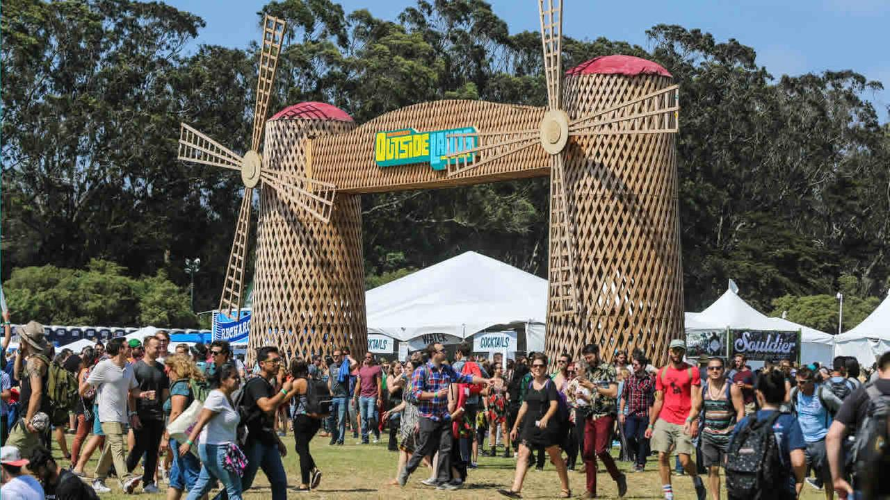The Outside Lands Music & Arts Festival greets thousands of festival goers every single August