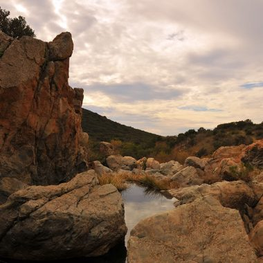 One of the hiking spots in San Diego with incredible views- Los Penasquitos Canyon