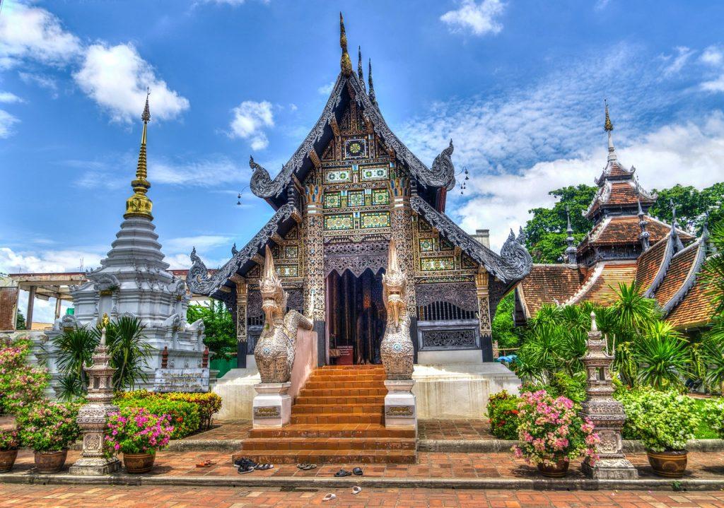 Impressive Chiang Mai architecture